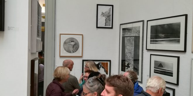 06-10-18 – 166th RWA Exhibition 2018